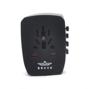 BRAVE GLOBAL TRAVEL CHARGER