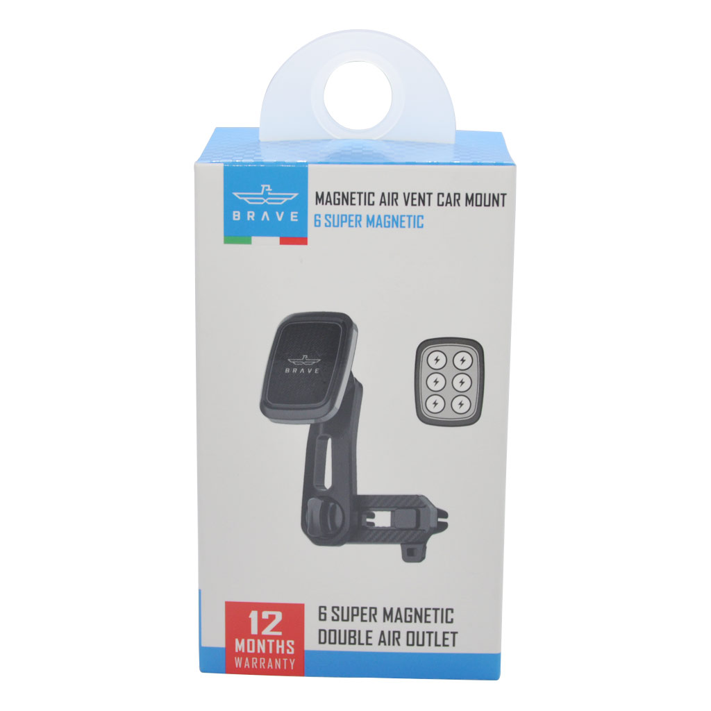 BRAVE Car Magnetic Phone Holders