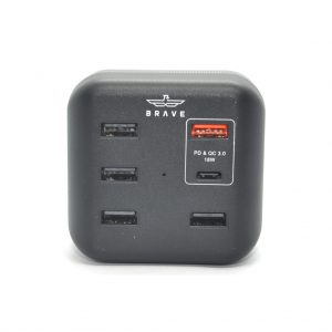 BRAVE 6 PORTS POWER ADAPTER