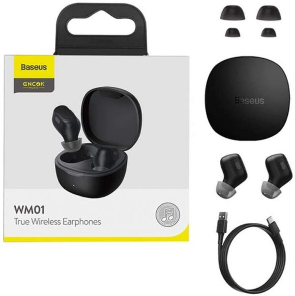 Baseus WM01 Ture WirelesS